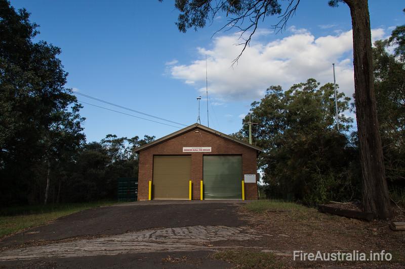 NSW RFS Ebenezer Brigade FIre Station
