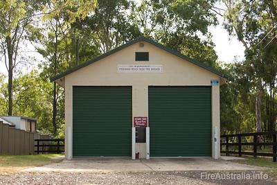 NSW RFS Freemans Reach Brigade FIre Station