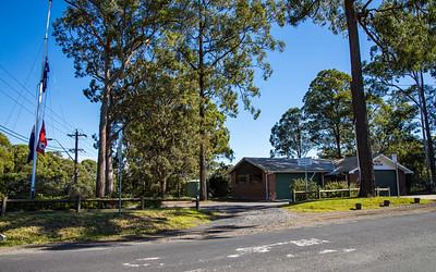 NSW RFS Galston Brigade FIre Station