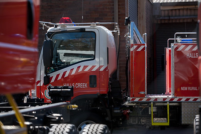 NSW Rural Fire Service - Halls Creek Cat 7 Tanker