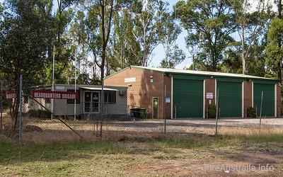 NSW RFS Hawkesbury HQ Fire Station. Hawkesbury District