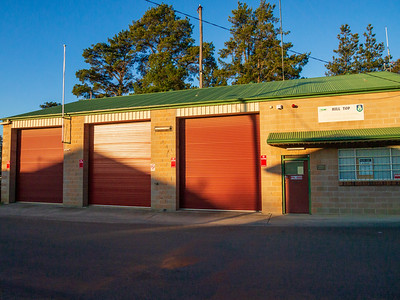 NSW RFS Hill Top Fire Station