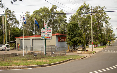 NSWRFS Horsley Park Fire Station