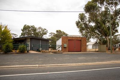 NSW RFS Illabo Fire Station