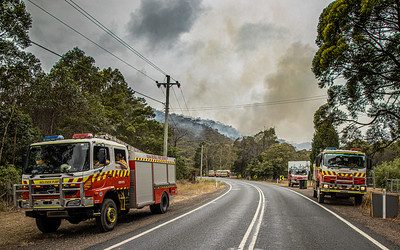 Gospers Mountain Bushfire
