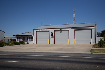 NSW RFS Jerilderie Fire Station