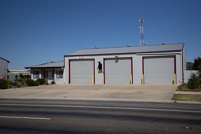 NSW RFS Jerilderie Fire Station