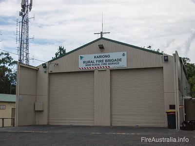 NSWRFS Kariong Fire Station