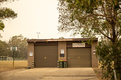 NSW RFS Kemps Creek Fire Station