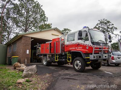 NSW RFS Warnervale Fire Station