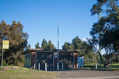 NSW RFS Kurnell Fire Station