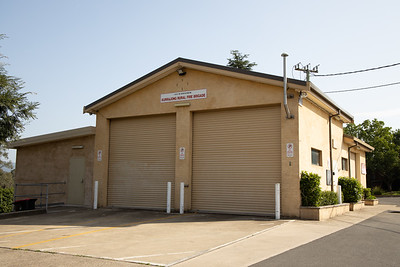 NSW RFS Kurrajong Fire Station