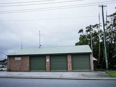 NSW RFS Lake Cathie Fire Station