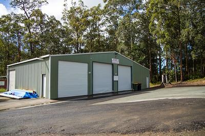 NSW RFS Lake Innes Brigade