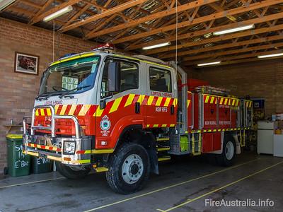 NSW RFS Loftus 1B Tanker