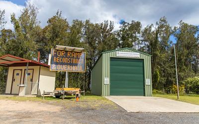 NSW RFS Lower MacDonald Sub-Station
