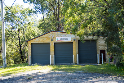 NSW RFS Lower MacDonald Brigade FIre Station
