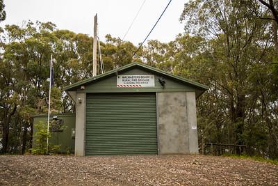 NSW RFS Macmasters Beach Fire Station
