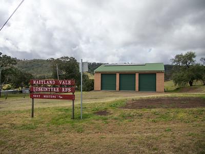 NSW RFS Maitland Vale Fire Station
