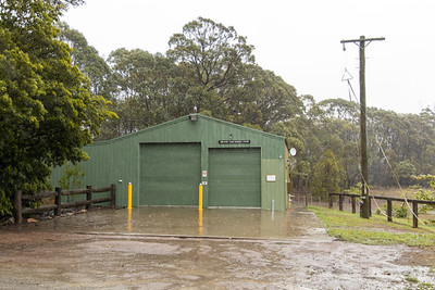 NSW RFS Mandemar Brigade - High Range Fire Station
