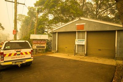 Former Mangrove Mountain Fire Station