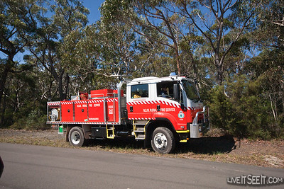 NSW RFS Marrangaroo 1