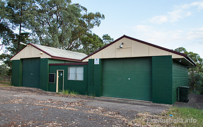 NSW Rural Fire Service - Maroota South Fire Station. The Hills District  Photo 2013