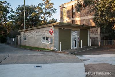 NSW RFS Menai Fire Station