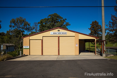 NSW RFS Middle Dural Brigade FIre Station