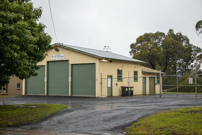 NSW RFS Mittagong Fire Station