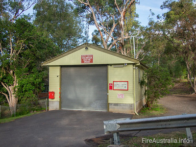 NSW RFS Mooney Mooney Fire Station