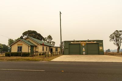 NSW RFS Mount Hunter Fire Station