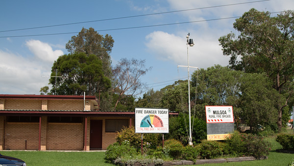 NSW RFS Mulgoa Fire Station