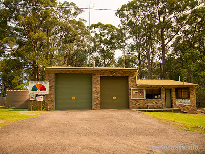 NSW RFS North Arm Cove Brigade