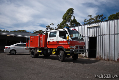 NSW RFS North Shore 7