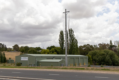 NSW RFS North West Fire Station