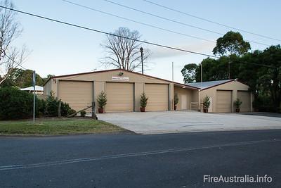 NSW RFS Oakville Brigade FIre Station