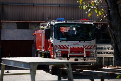 NSW Rural Fire Service - Ogunbil Cat 7 Tanker