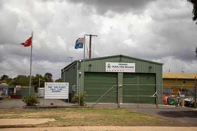NSW RFS Orange Fire Station