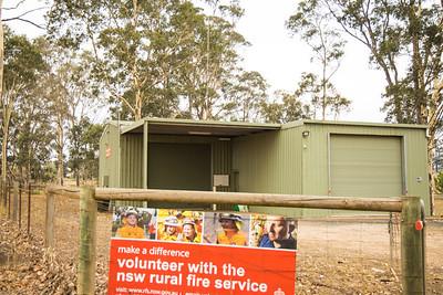 NSW RFS OrangevilleW-erombi Fire Station