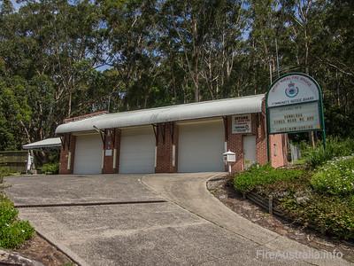 NSW RFS Otford Station