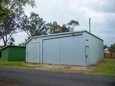NSW RFS Parkville Fire Station