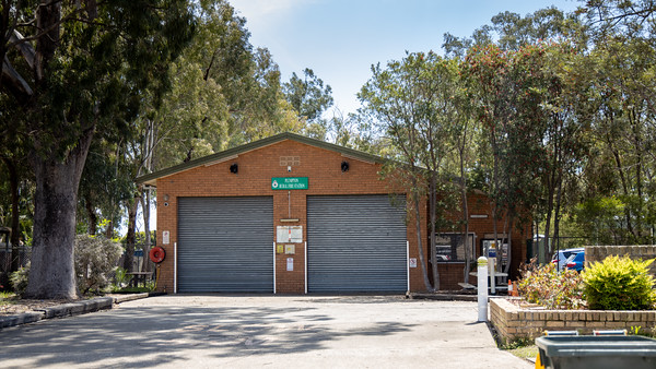 NSW RFS Plumpton Fire Station
