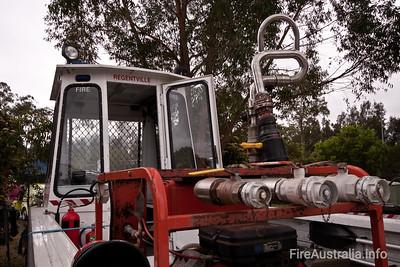 NSWRFS Regentville Boat