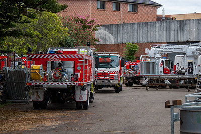 NSW Rural Fire Service - Rocky Hall and Camden West Cat 7 Tankers.