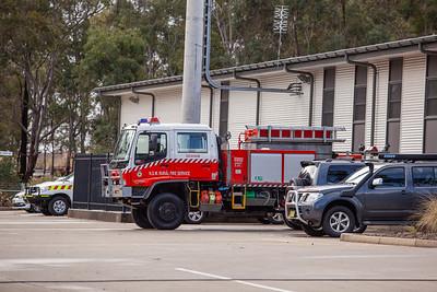 NSWRFS Seaham 1 Tanker