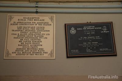 NSW RFS Seahampton Fire Station