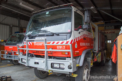 NSW RFS Seahampton 1