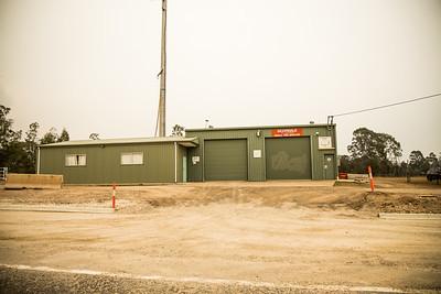 NSW RFS Silverdale Fire Station