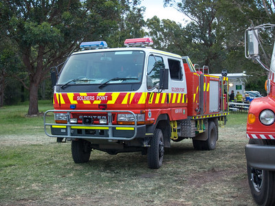 NSWRFS Soldiers Point 7 Tanker - built by Kuipers Engineering in 2005